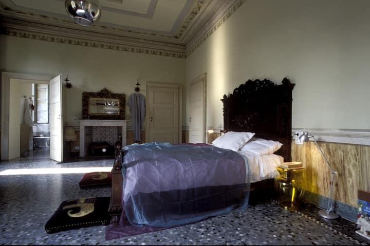 VILLA GIULIA 1926, enchanting manor! LAKE MAGGIORE