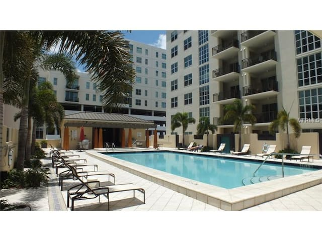 Luxury Condo in Channelside - Tampa - Appartement