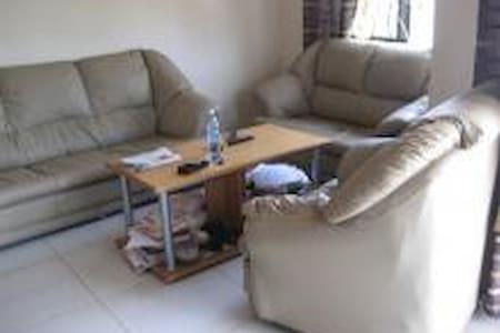 Furnished apartment in Kyaliwajala - Kampala - Lakás