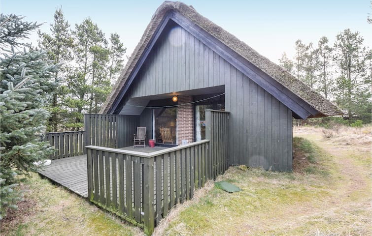 Holiday cottage with 2 bedrooms on 60m² in Blåvand