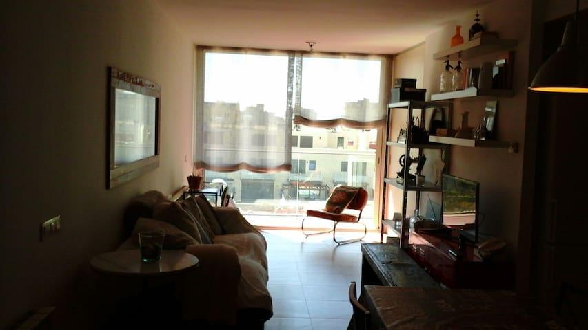 Habitaciones a 20 min de Barcelona