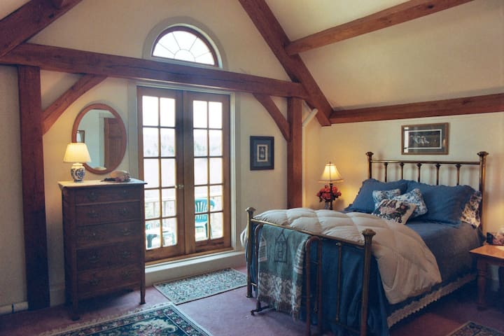 One Bedroom Suite in Vermont - Wilmington - Huis