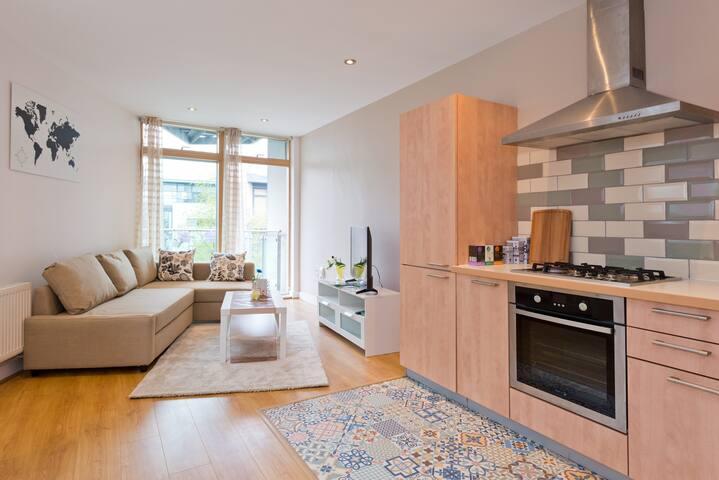 Superb City Centre Modern Apt - Dublin - Apartment