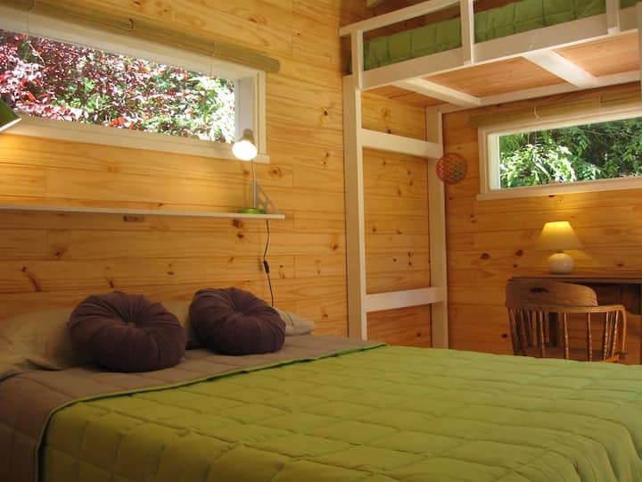 Habitación doble/triple c/baño privado y desayuno