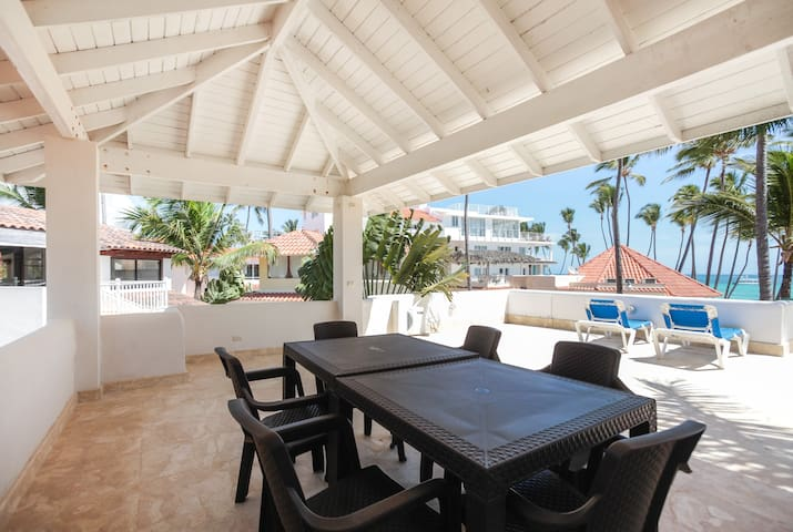 Villa Playa with ocean view - Bavaro-Punta Cana - Apartment