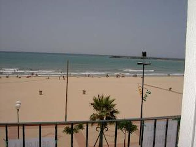 1ª linea de playa  Cadiz - Barbate - Apartment