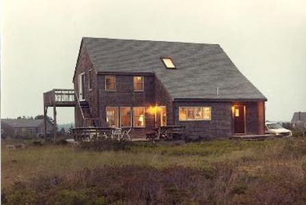 Nantucket Beach House (Cisco Beach) - Nantucket - Σπίτι