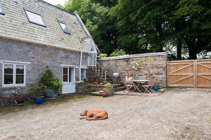 Yatton Court Cottage Set in Fabulous Devon - Beaford - Dom