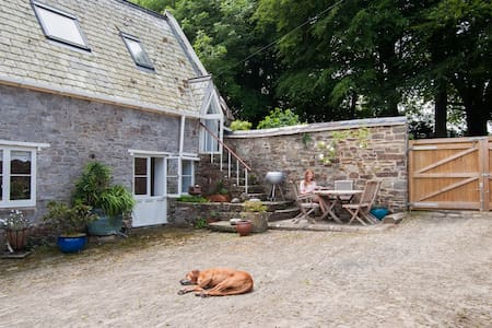 Yatton Court Cottage Set in Fabulous Devon - Beaford - Rumah