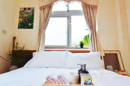 雅湖山莊,阿里山奮起湖(奮起湖火車站3分鐘)雙窗305 - Alishan Township - 住宿加早餐
