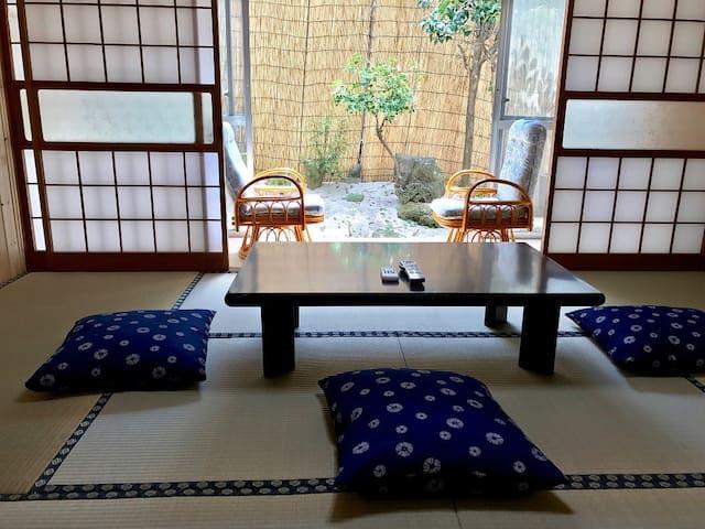 Destiny Inn Sakaiminato private room 2
