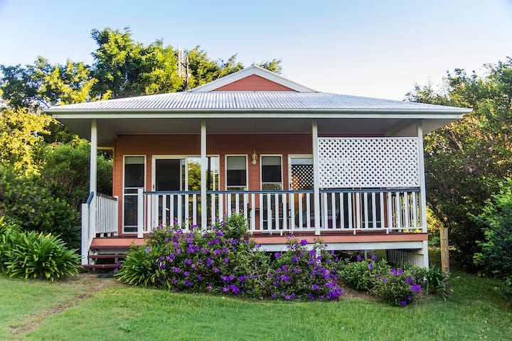 2 Pines Cottage - A Little Maleny Magic - Balmoral Ridge, Maleny - Casa