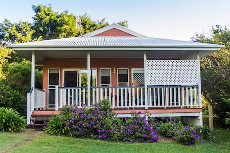 2 Pines Cottage - A Little Maleny Magic - Balmoral Ridge, Maleny - Haus