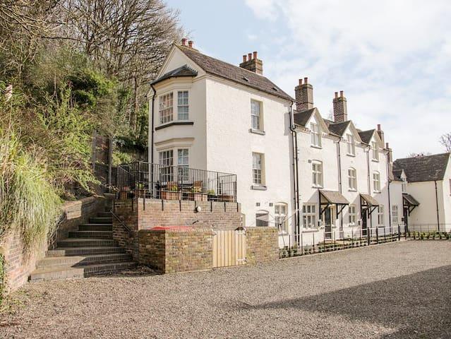 Refurbished flat in Ironbridge World Heritage Site