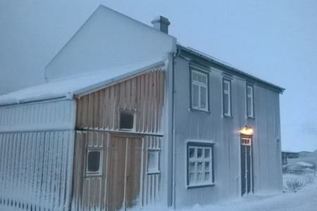 Iceland-by the Artic circle - House