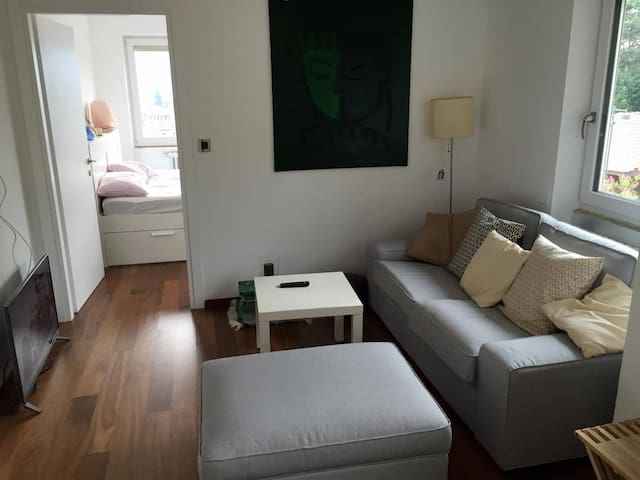 Newly renovated apartment with balcony - Lana - Departamento