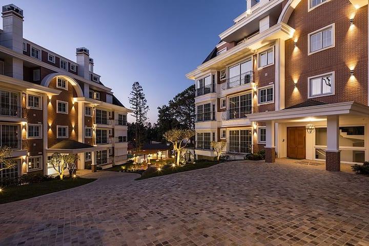 Apartamento aconchegante e de alto padrão