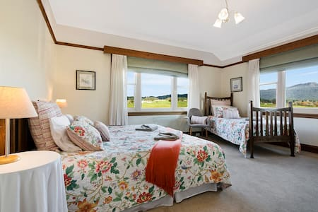 Room 2  The Queen of Hearts - Mole Creek - Guesthouse