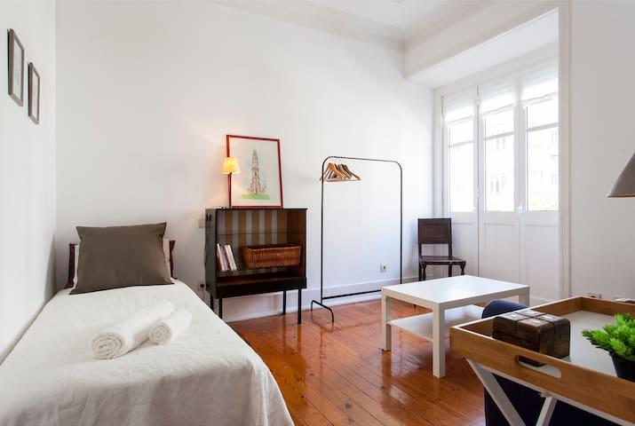 Balcony Room/ Marquês de Pombal