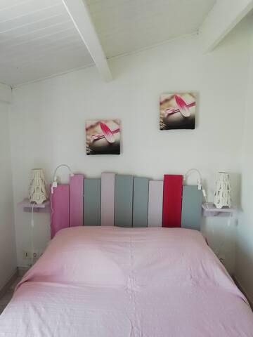 Douillet petit logement sur l'Ile d'Yeu