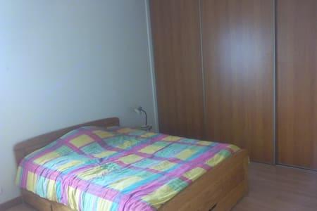 Grande chambre privée chez l'habitant - Morestel