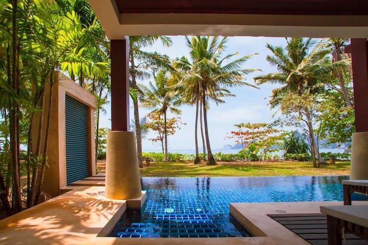 Krabi Beach Front Amatapura Villa 6