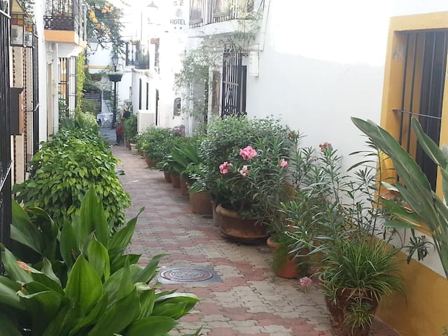 Idyllic Townhouse in Marbella Old Town