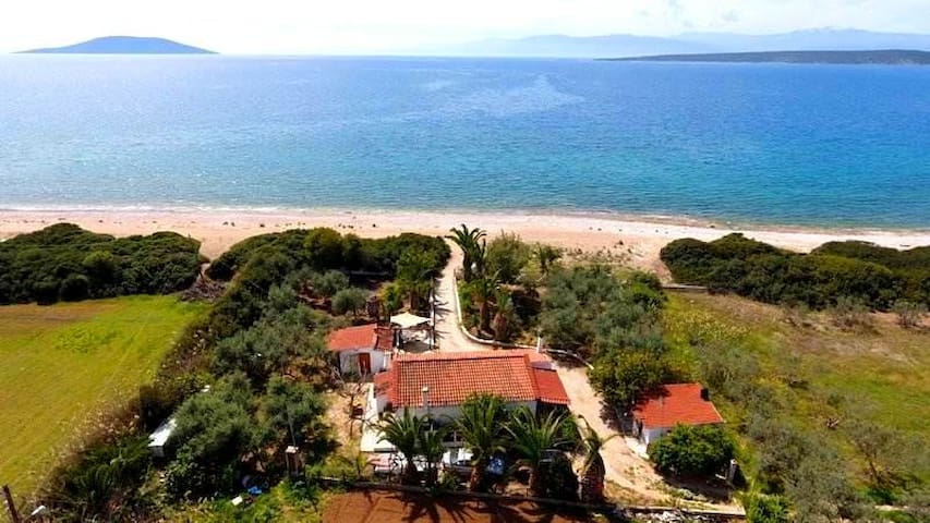 Traditional Greek House In Front Of The Sea - Nafplion - Holiday home