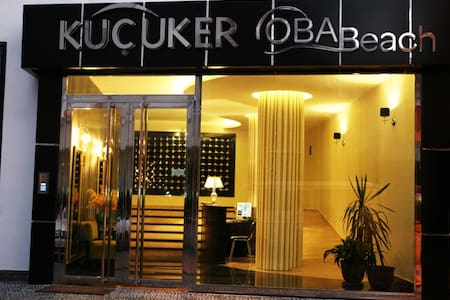 Kucuker Oba Beach Residence New apartament 2+1 - Tosmur Belediyesi