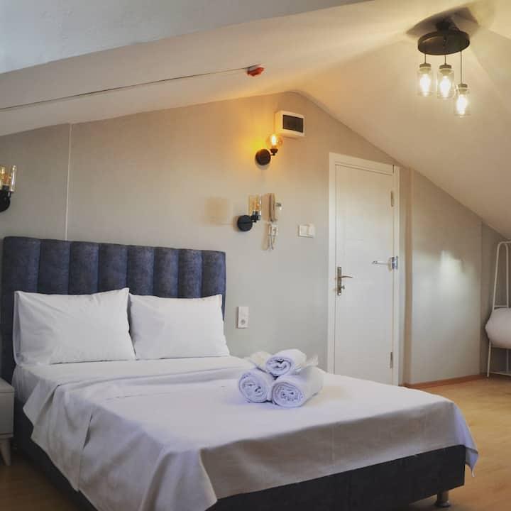 Zion Home Attic Double Room Include Netflix