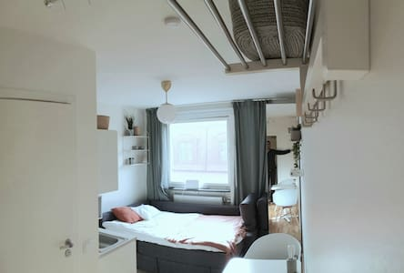 Cool apartment in Co-Living building