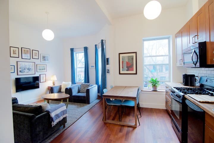 Gorgeous Luxury 3 Bedroom steps from Prospect Park