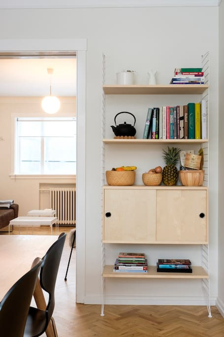 Cooking Library