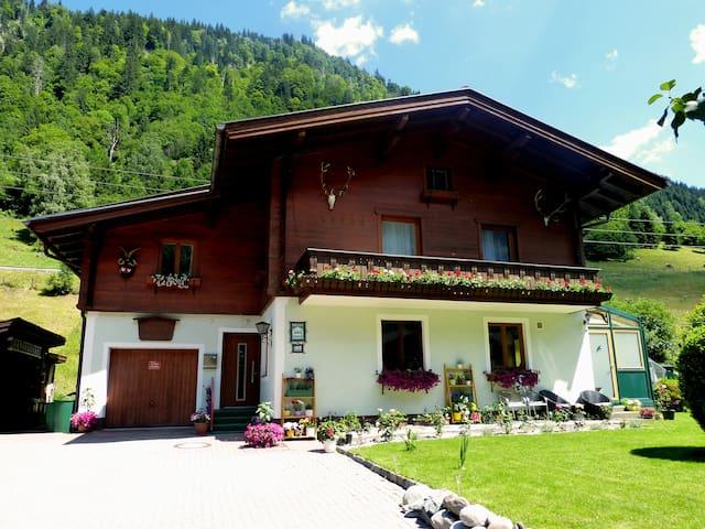 House Gold - the alpine hideaway - Fusch an der Großglocknerstraße - Daire