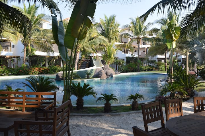 Villa los Cabos Playa Monterrico