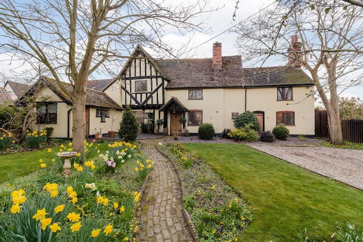 Beautiful timber framed period house