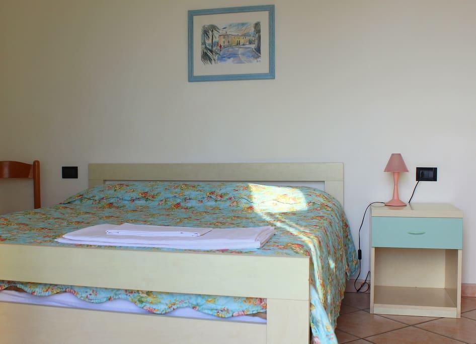 Altro esempio di camera da letto