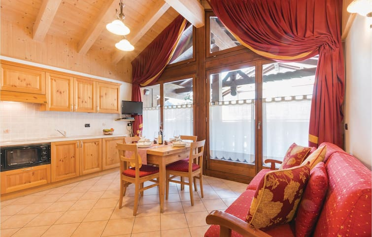 Holiday apartment with 1 bedroom on 40m² in Bormio (SO)