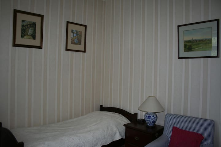Comfortable room in the center