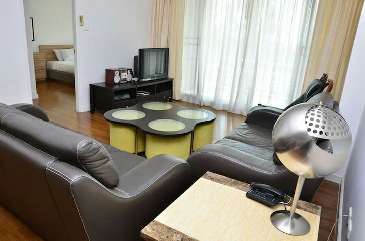 Cozy 2 bedrooms by Hua Hin beach - Hua Hin - Appartement