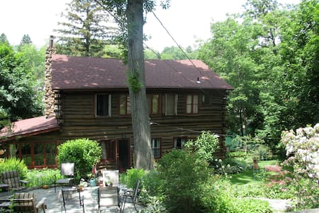 Moosehead Lodge - West Milford - Maison