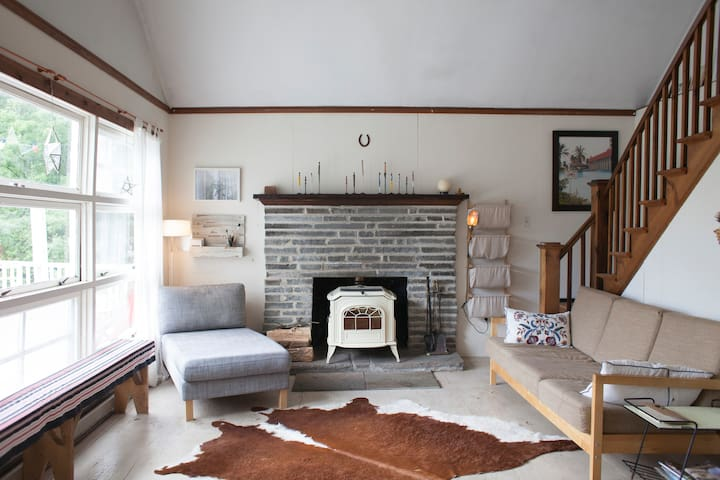 Scandinavian haven in the Catskills - Andes - Casa