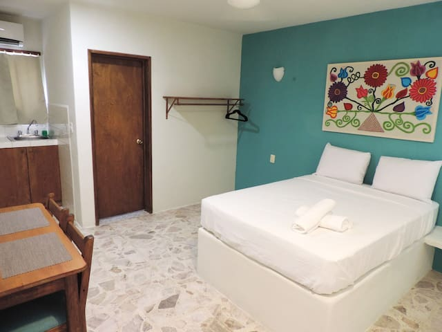 ۞ CASA MAXA 101 ۞ Downtown Cozy Room - Playa del Carmen - Villa