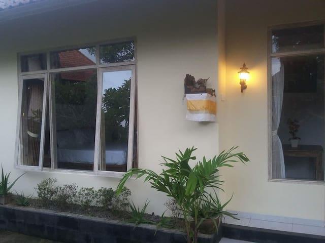 Simple and Cheap House at Penestanan Kaja