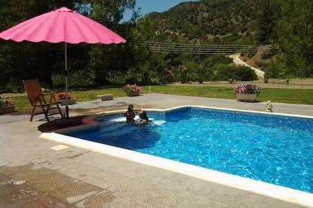 Mountain Escape , relax in comfort - Moniatis - Casa de camp