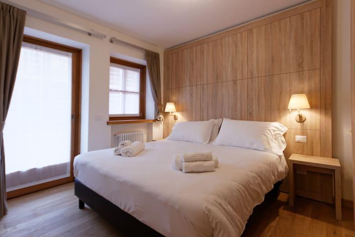 Mirtillo Blu Family Apartment (6p) - Alagna Valsesia - Wohnung