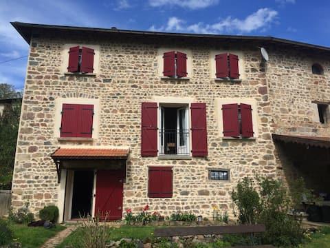 Superbe maison au ❤️ du beaujolais