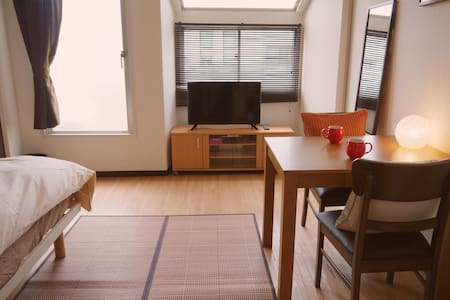 Cozy and convenient apartment in Ikejiriohashi . - Setagaya-ku