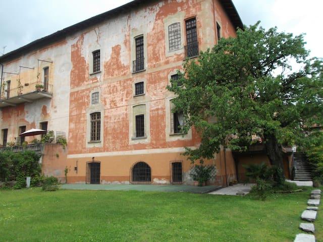 Il Castello delle Meraviglie - Fontaneto D'agogna - Flat