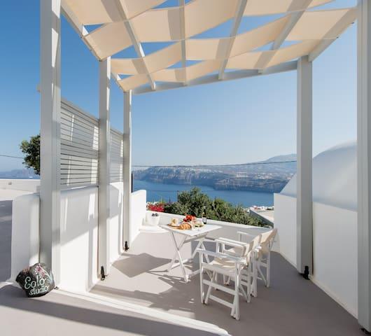 Caldera views autonomous studio - Fira - Wohnung